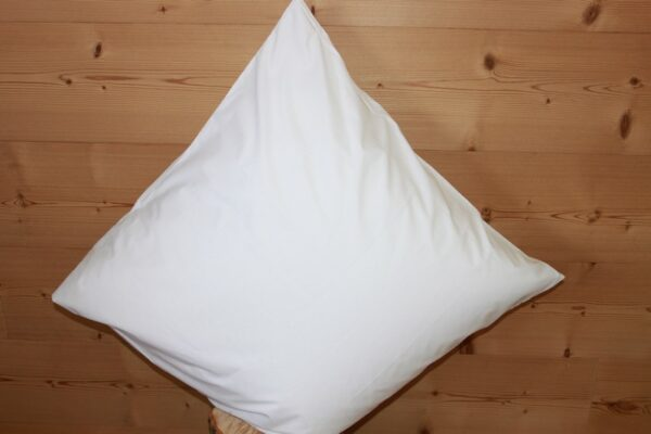 taie sac molleton de coton