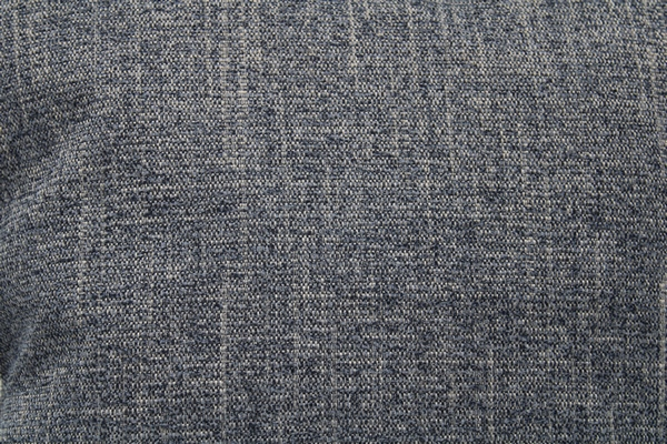 tissu chiné bleu marine